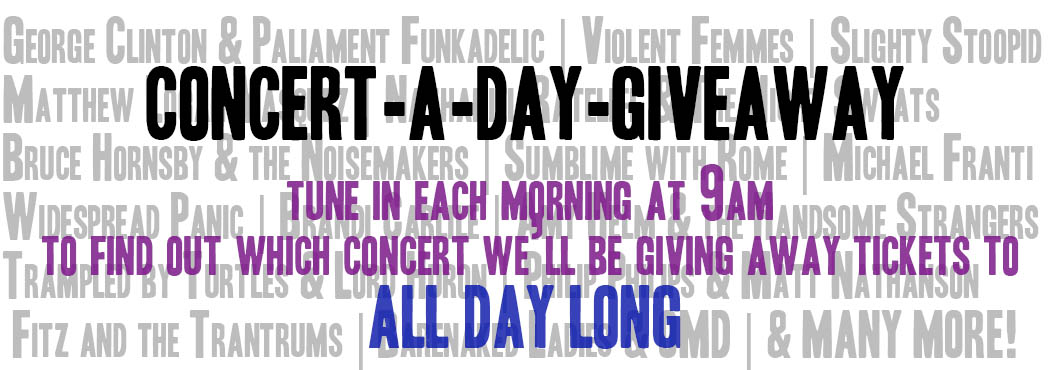 CONCERT A DAY