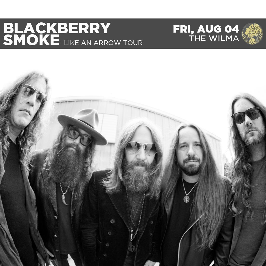 Instagram, Blackberry Smoke