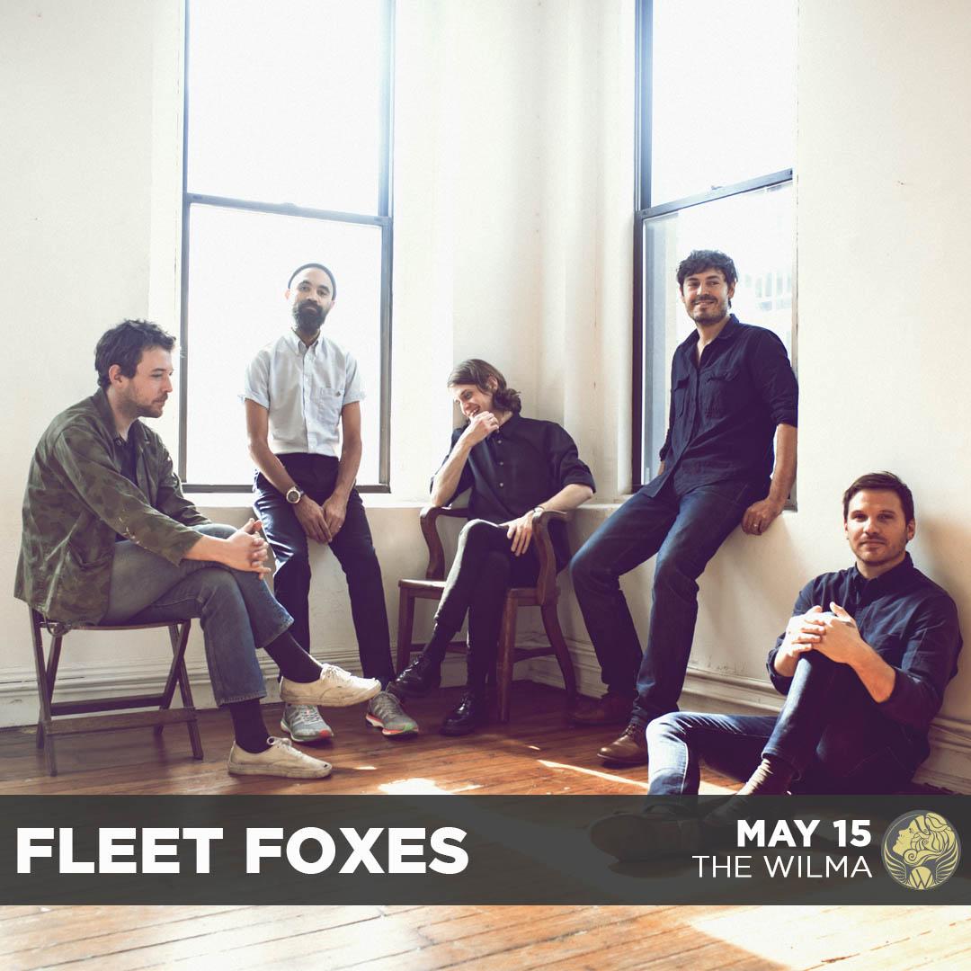 Instagram, Fleet Foxes