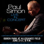 Welcome Paul Simon!