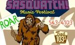 Sasquatch! giveaway, Round 2