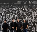 Attend the Jimmy Eat World Trail Live Session!