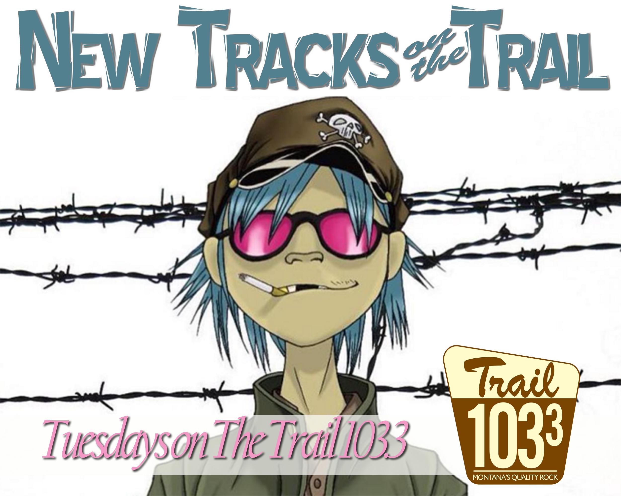 New Tracks – 4/11