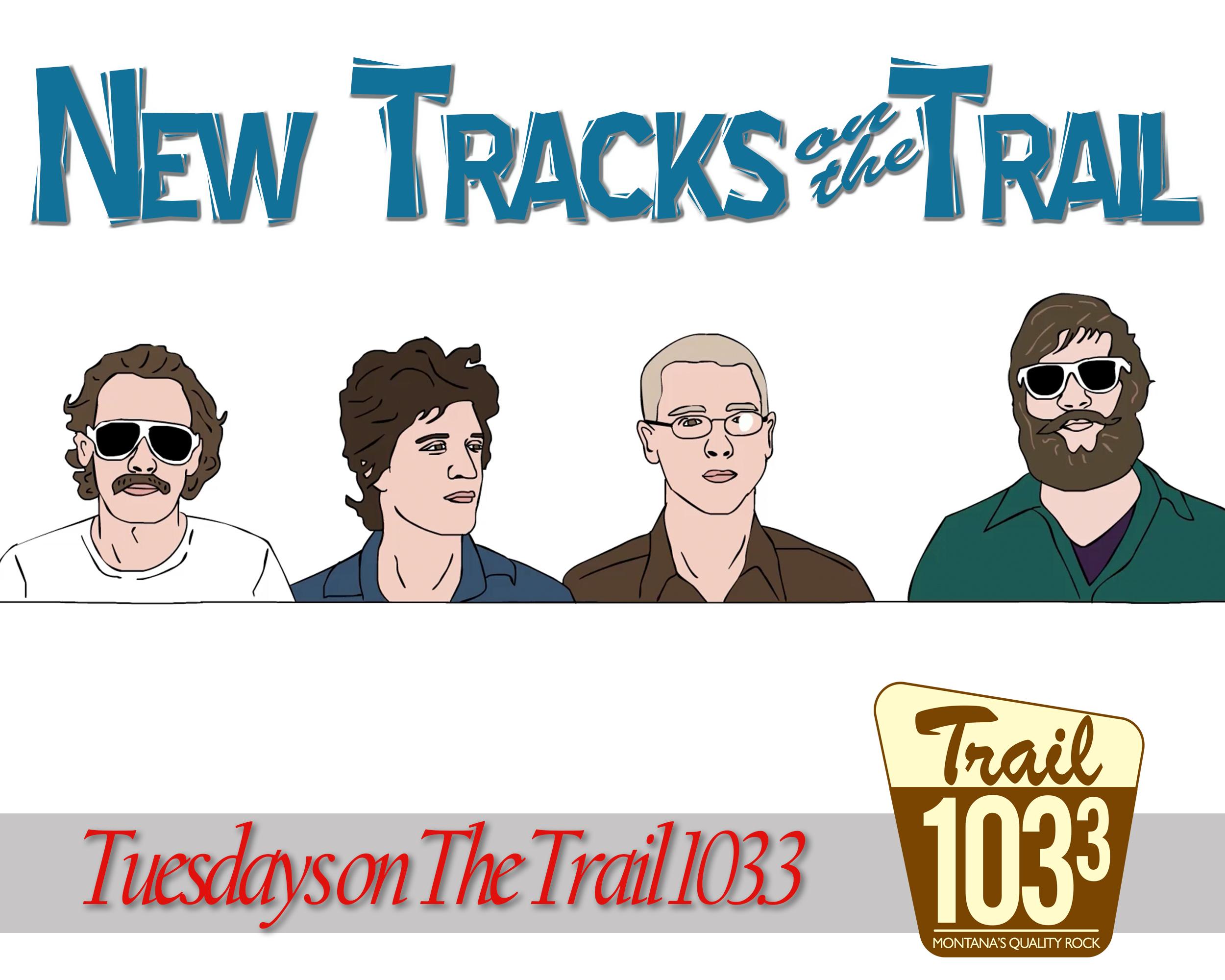 New Tracks – 7/18