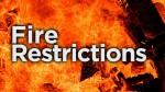 City enacts new fire restrictions