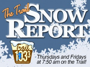 Snow Report TILE