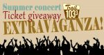 Don't Miss Our Concert-A-Day Giveaway!!