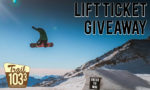Lift Ticket Giveaway!