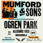 Mumford & Sons and Portugal. The Man ticket contest!