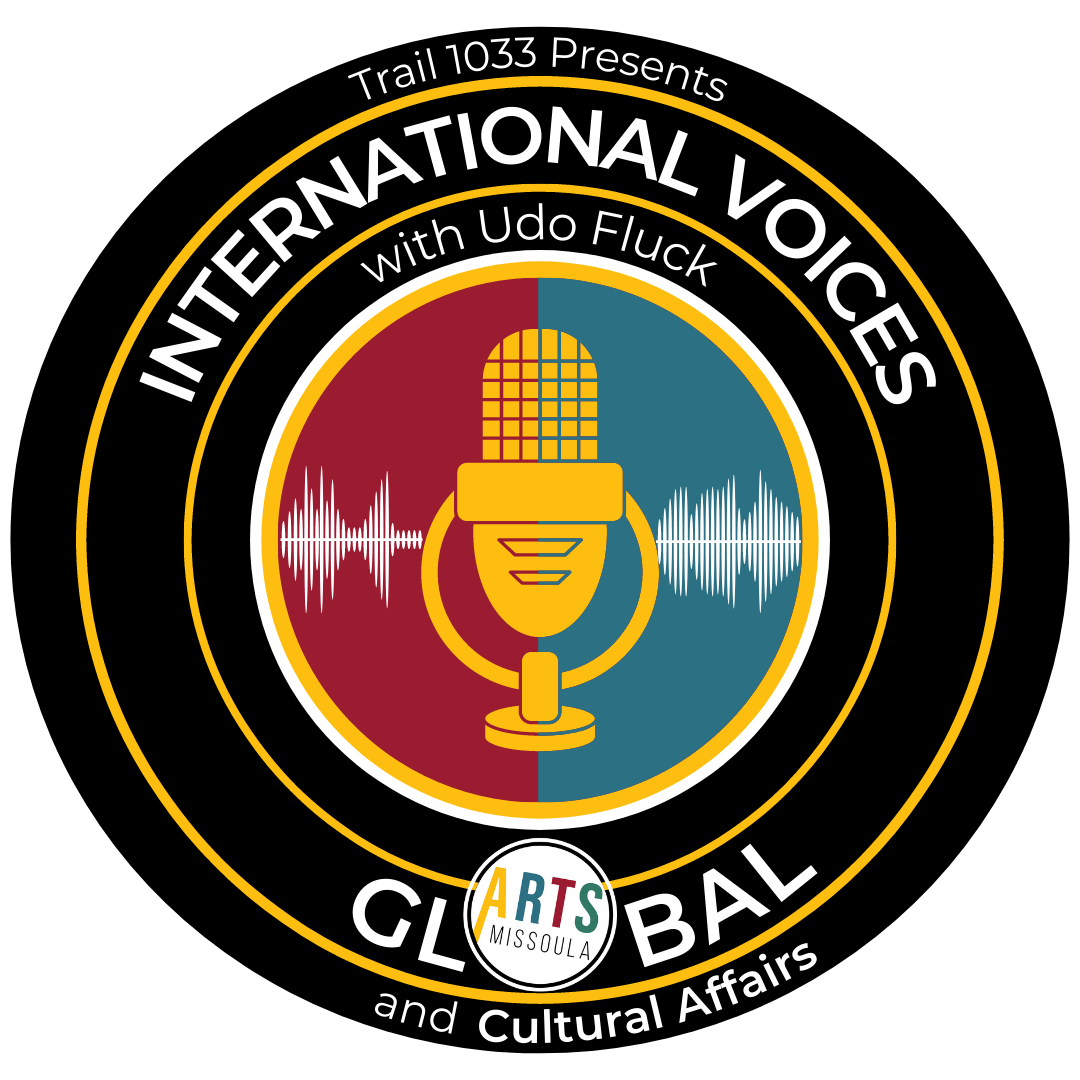 International Voices with Udo Fluck