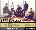 Fleet Foxes LIVE in Missoula!