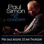 Paul Simon pre-sale link, password