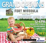 Park grand opening date set