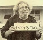 Celebrate Jerry's birthday Friday