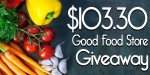 Good Food Store giveaway!