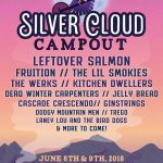 Win tickets to Silver Cloud Campout + Leftover Salmon Vinyl